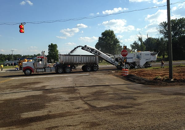 Intersection Improvements US HWY 72